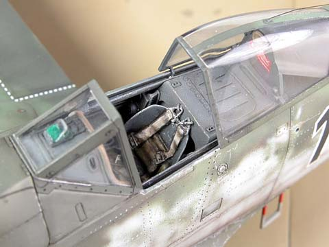 EagleParts #40-32 Fw 190 D-9 Cockpit for the Hasegawa kit Restock June 2020-2750