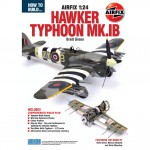 RB-P24007 1/24 Hawker Typhoon Radiators-2824