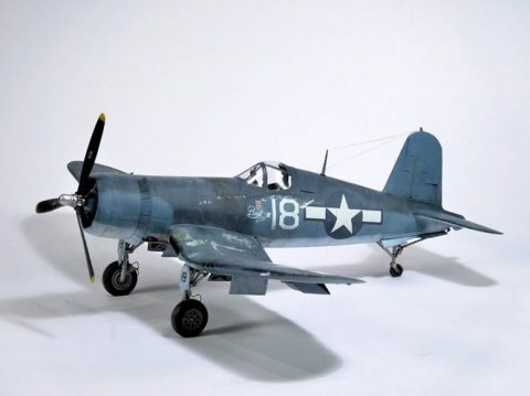EagleCals #161-48 F4U 1 Corsairs Part 1-3025