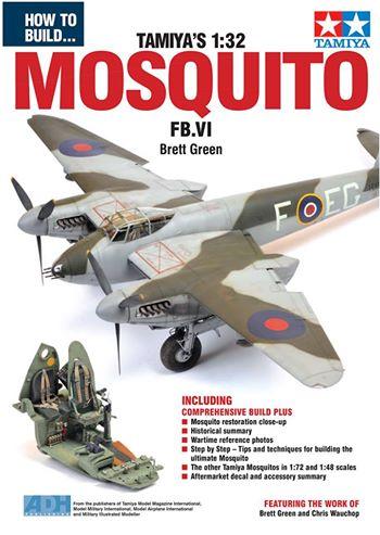 EagleCals #169-32 Mosquito B.Mk.VI-2818