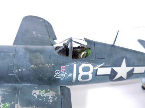 EagleCals #161-32 F4U 1 Corsairs Part 1-3024