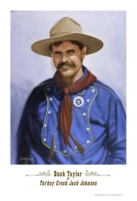Buck Taylor as Turkey Creek Poster