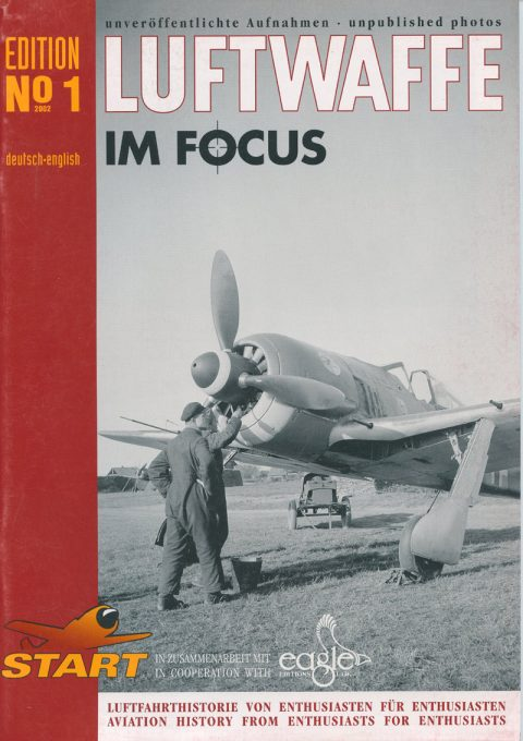 Luftwaffe im Focus Vol. 1-0