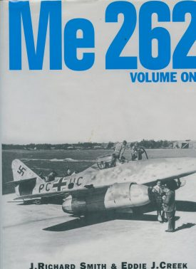 Me 262 Vol. One, 2000 reprint-0
