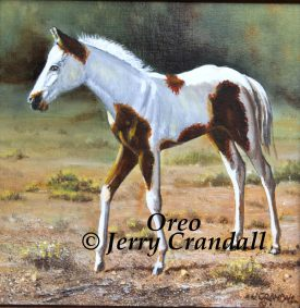 Oreo oil by Jerry Crandall