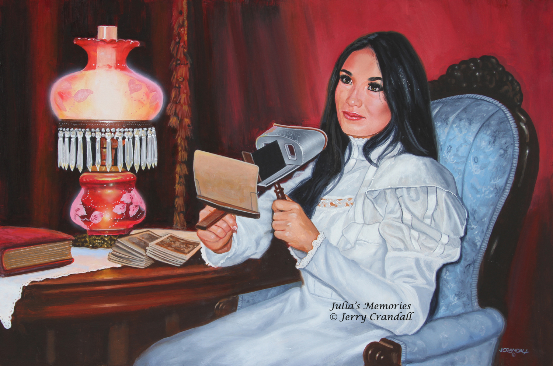 Julia's Memories ~ Jerry Crandall