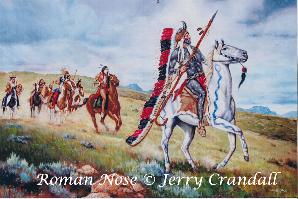 Roman Nose ~ Jerry Crandall