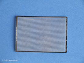 Radiator mesh